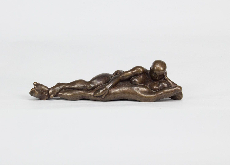 Escultura de Leatitia Lara galeria de arte retxa