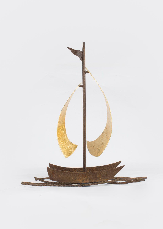 Escultura de Matias Sansaloni galeria en menorca