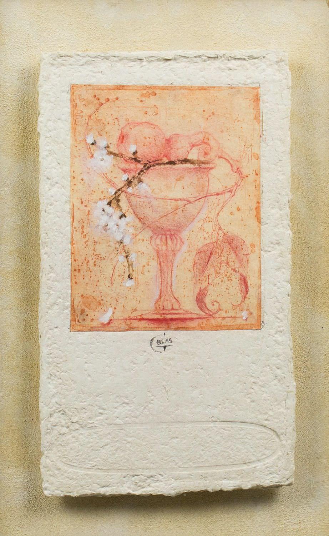 Gravado de Blas García art