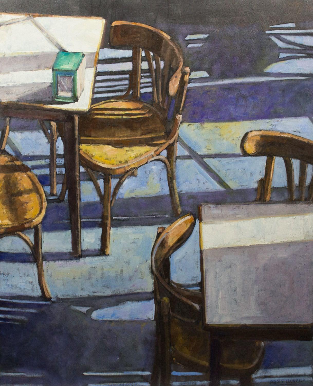 Pintura de Adolf LLovera art