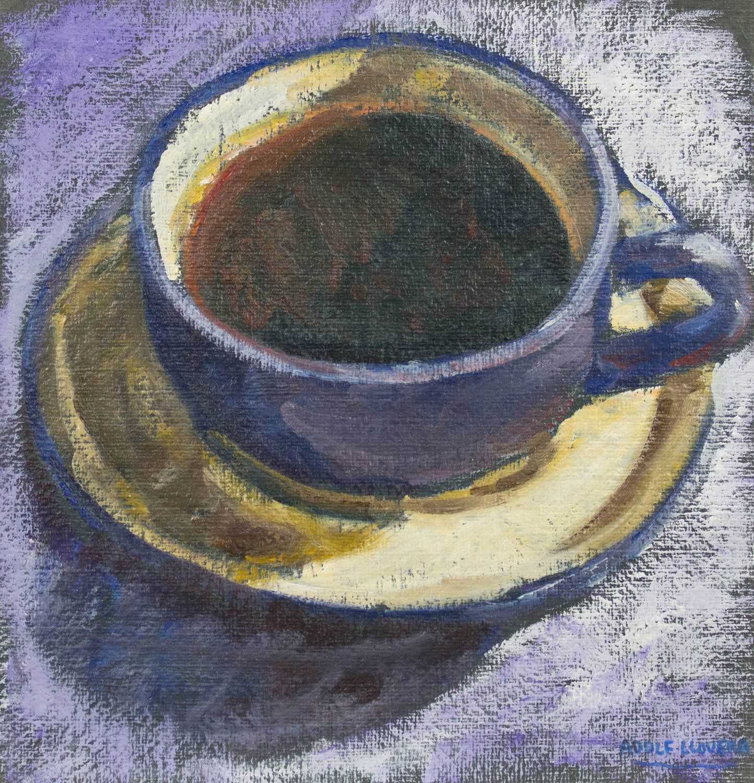 Pintura de Adolf LLovera obra de art