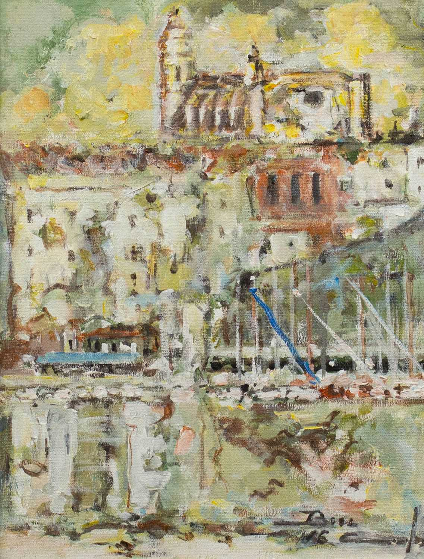 Pintura de Biel Camps galeria d'art retxa