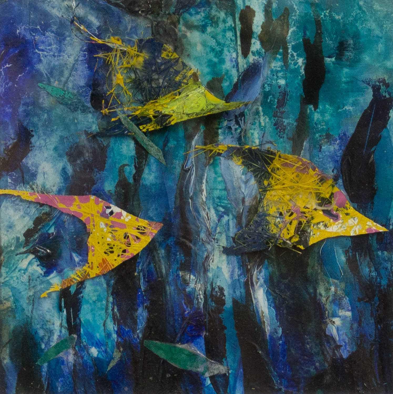 Pintura de Delfin galeria de arte