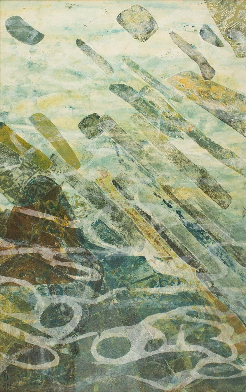 Pintura de Enric Servera artista de menorca