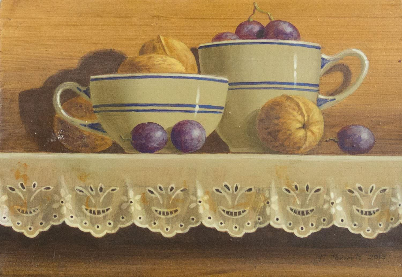 Pintura de Fulgenci Torrens galeria de arte retxa