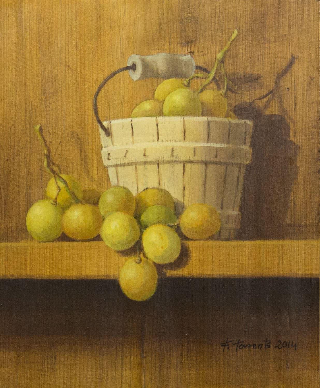 Pintura de Fulgenci Torrens obra de art