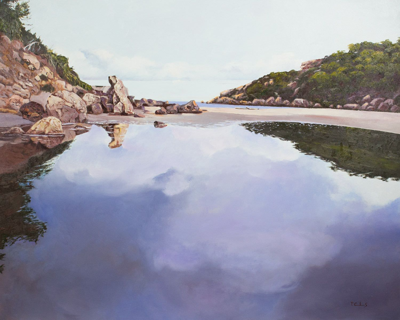 Pintura de Pedro Caules galeria d'art retxa