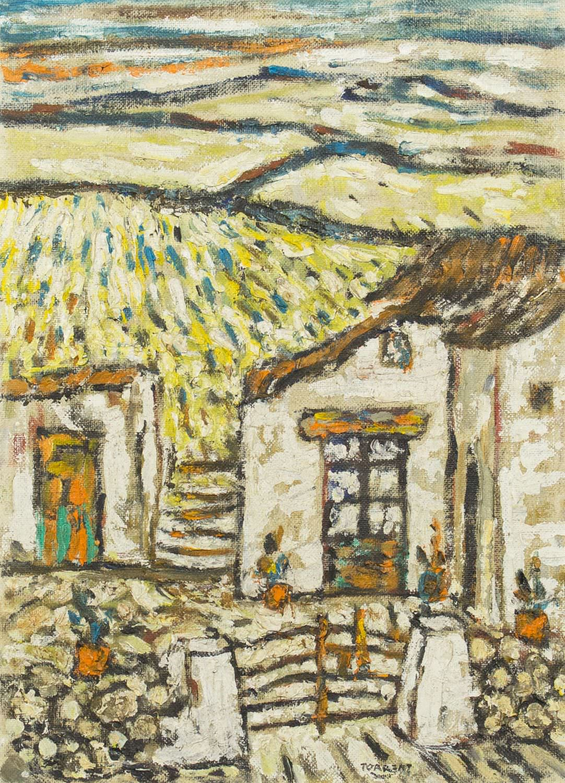 Pintura de Torrent galeria en menorca